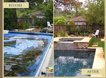 portfolio - Garden Design Before And After